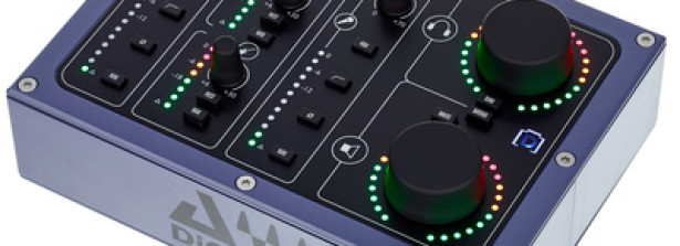 Review: DiGiGrid D studio controller