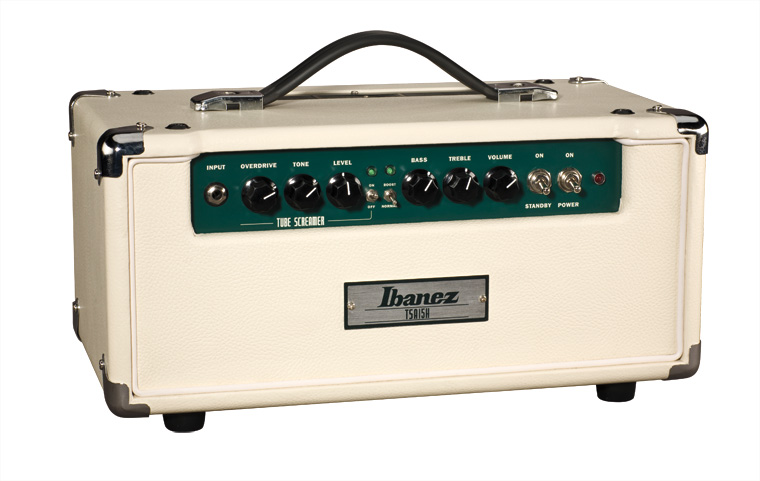 Ibanez tube screamer head