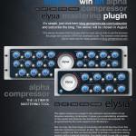 Win a plugin – Elysia alpha compressor